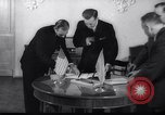 Image of Eric Johnston Moscow Russia Soviet Union, 1958, second 4 stock footage video 65675027983