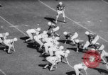 Image of Air Force versus Stanford in college football 1958 Palo Alto California USA, 1958, second 9 stock footage video 65675027985