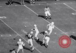 Image of Air Force versus Stanford in college football 1958 Palo Alto California USA, 1958, second 12 stock footage video 65675027985