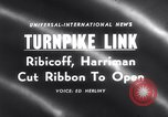 Image of Turnpike link New York United States USA, 1958, second 2 stock footage video 65675027988