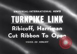 Image of Turnpike link New York United States USA, 1958, second 3 stock footage video 65675027988