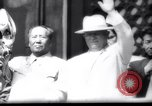 Image of Nikita Khrushchev with Mao Zedong Beijing China, 1959, second 11 stock footage video 65675027992
