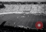 Image of Football match Lafayette Indiana USA, 1959, second 9 stock footage video 65675027993