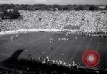 Image of Football match Lafayette Indiana USA, 1959, second 10 stock footage video 65675027993