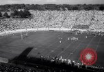 Image of Football match Lafayette Indiana USA, 1959, second 11 stock footage video 65675027993
