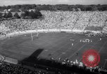 Image of Football match Lafayette Indiana USA, 1959, second 12 stock footage video 65675027993