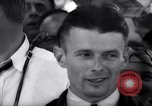 Image of Irishman Dublin Ireland, 1938, second 9 stock footage video 65675027997