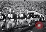 Image of football match South Bend Indiana USA, 1949, second 6 stock footage video 65675028002