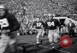 Image of football match South Bend Indiana USA, 1949, second 8 stock footage video 65675028002
