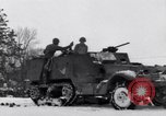 Image of tenth armored infantry Bastogne Belgium, 1945, second 9 stock footage video 65675028006