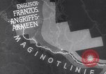 Image of The Maginot Line Europe, 1940, second 6 stock footage video 65675028014