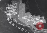Image of The Maginot Line Europe, 1940, second 12 stock footage video 65675028014