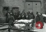 Image of SS-Totenkopfverbände or SS-TV German prisoners Wittring France, 1945, second 10 stock footage video 65675028021