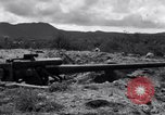 Image of wrecked guns and airplanes Guam, 1944, second 6 stock footage video 65675028023
