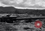 Image of wrecked guns and airplanes Guam, 1944, second 7 stock footage video 65675028023