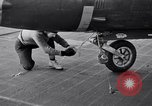 Image of McDonnell F2H  Banshee aircraft United States USA, 1951, second 1 stock footage video 65675028029