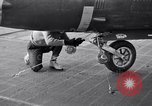 Image of McDonnell F2H  Banshee aircraft United States USA, 1951, second 7 stock footage video 65675028029