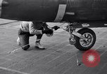 Image of McDonnell F2H  Banshee aircraft United States USA, 1951, second 8 stock footage video 65675028029