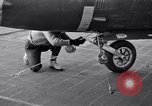 Image of McDonnell F2H  Banshee aircraft United States USA, 1951, second 9 stock footage video 65675028029