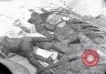 Image of wrecked tanks Marshall Islands, 1944, second 7 stock footage video 65675028033