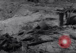 Image of wreckage on beachhead Majuro Marshall Islands, 1944, second 9 stock footage video 65675028038