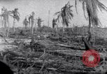 Image of wreckage on Island Marshall Islands, 1944, second 6 stock footage video 65675028039