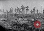 Image of wreckage on Island Marshall Islands, 1944, second 9 stock footage video 65675028039
