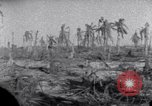 Image of wreckage on Island Marshall Islands, 1944, second 10 stock footage video 65675028039