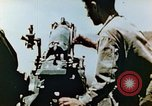 Image of U.S. marines firing artillery Saipan Northern Mariana Islands, 1944, second 2 stock footage video 65675028045