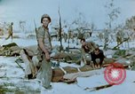 Image of Battlefield burial of dead Saipan Northern Mariana Islands, 1944, second 8 stock footage video 65675028051
