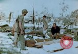 Image of Battlefield burial of dead Saipan Northern Mariana Islands, 1944, second 9 stock footage video 65675028051