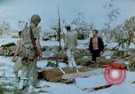 Image of Battlefield burial of dead Saipan Northern Mariana Islands, 1944, second 10 stock footage video 65675028051