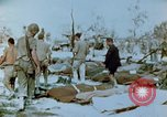 Image of Battlefield burial of dead Saipan Northern Mariana Islands, 1944, second 11 stock footage video 65675028051