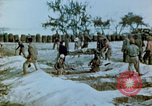Image of Battlefield burial of dead Saipan Northern Mariana Islands, 1944, second 12 stock footage video 65675028051