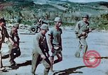 Image of Japanese prisoners of war Saipan Northern Mariana Islands, 1944, second 2 stock footage video 65675028052