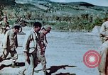 Image of Japanese prisoners of war Saipan Northern Mariana Islands, 1944, second 4 stock footage video 65675028052