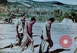 Image of Japanese prisoners of war Saipan Northern Mariana Islands, 1944, second 6 stock footage video 65675028052