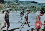 Image of Japanese prisoners of war Saipan Northern Mariana Islands, 1944, second 7 stock footage video 65675028052