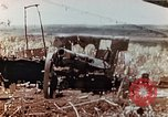 Image of Wrecked Japanese artillery pieces Saipan Northern Mariana Islands, 1944, second 1 stock footage video 65675028056