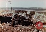 Image of Wrecked Japanese artillery pieces Saipan Northern Mariana Islands, 1944, second 5 stock footage video 65675028056