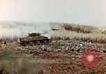 Image of M4 Sherman tank Saipan Northern Mariana Islands, 1944, second 7 stock footage video 65675028057