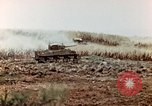 Image of M4 Sherman tank Saipan Northern Mariana Islands, 1944, second 9 stock footage video 65675028057
