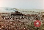 Image of M4 Sherman tank Saipan Northern Mariana Islands, 1944, second 12 stock footage video 65675028057