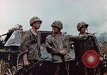 Image of Knocked out Japanese type 95 light tanks Saipan Northern Mariana Islands, 1944, second 6 stock footage video 65675028059