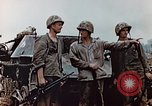 Image of Knocked out Japanese type 95 light tanks Saipan Northern Mariana Islands, 1944, second 7 stock footage video 65675028059