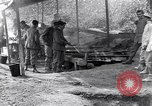 Image of Italian Army field kitchen Italy, 1915, second 6 stock footage video 65675028060