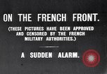 Image of French soldiers France, 1915, second 3 stock footage video 65675028062