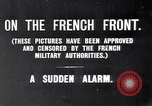 Image of French soldiers France, 1915, second 4 stock footage video 65675028062