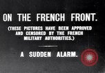 Image of French soldiers France, 1915, second 6 stock footage video 65675028062