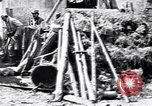 Image of French soldiers France, 1915, second 9 stock footage video 65675028062